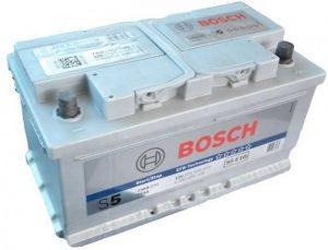 Аккумуляторы Bosch EFB