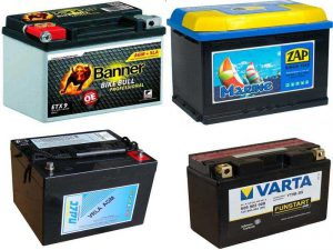 Применение аккумуляторных батарей AGM