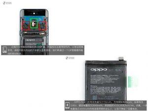 Аккумулятор Oppo Find X