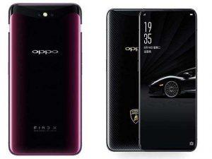 Китайский телефон Oppo Find X