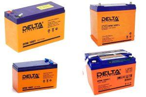 Аккумуляторы Delta DTM, DTM L, DTM I