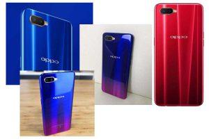 Китайский телефон OPPO RX17 Neo