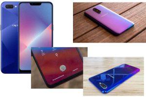 Китайский смартфон Oppo RX17 Neo