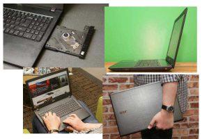 Внешний вид и дисплей Acer Aspire E 15
