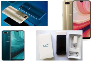 Смартфон Oppo AX7