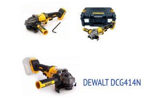 Портативная УШМ DEWALT DCG414N
