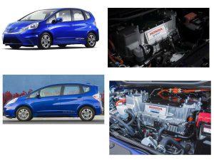 Хонда Fit EV