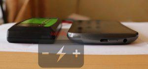 Тестер GK503 и смартфон