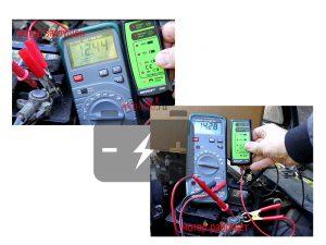 Cranking Check горит при заглушённом и на работающем двигателе