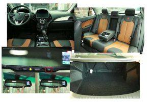 Электромобиль Qin EV 300