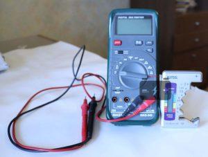 Мультиметр и тестер Ruitool RT-15B