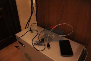 Зарядка смартфона от компьютера