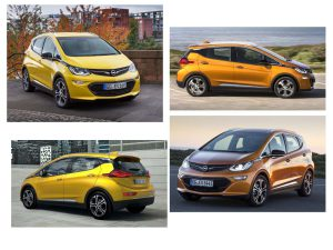 Внешний вид Opel Ampera-e