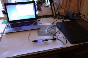 Измерение энергопотребления сканера с помощью Keweisi KWS-V20