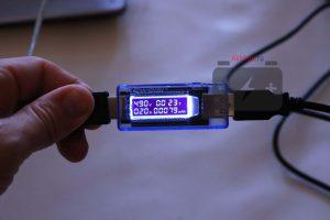 Потребление энергии сканером в простое