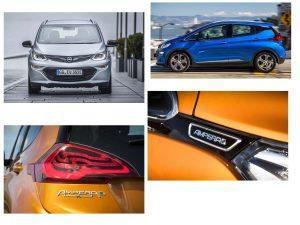Экстерьер Opel Ampera-e