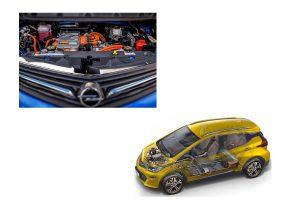 Техническая начинка Opel Ampera-e