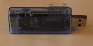 Прозрачный корпус тестера KWS-V20