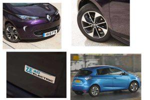 Эксплуатация и вождение электромобиля Renault Zoe