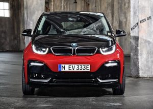 Электромобиль BMW i3 2019