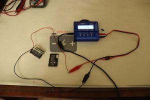 Фото с зарядкой BL-5C аймаксом