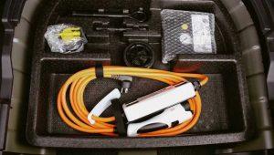 Приспособления для зарядки в комплекте