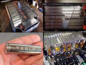 Как устроен аккумулятор Тесла