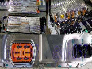 Разборка аккумулятора Тесла 100 кВтч