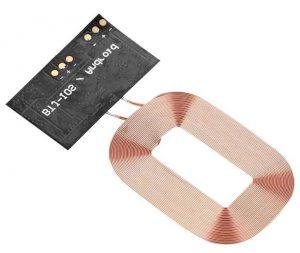 Приёмник беспроводного заряда стандарта Qi мощностью 5 ватт