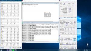 Тест модулей памяти Prime95 Blend