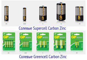 Carbon Zinc