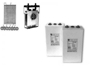 Пример панцирного аккумулятора PbS
