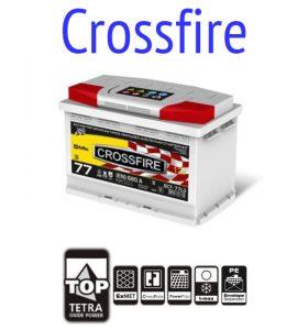 АКБ Crossfire