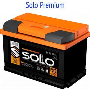 АКБ Solo Premium