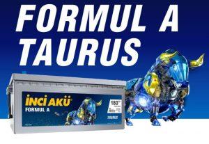 Стартерные батареи Formul A Taurus Heavy Vehicle