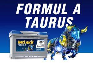 Аккумуляторы Inci Aku Formul A Taurus