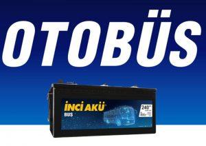 Аккумулятор Inci Aku Otobus