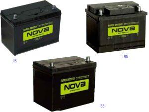 Аккумуляторные батареи Nova