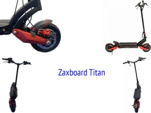 Самокат Zaxboard Titan