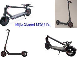 Самокат Mijia Xiaomi M365 Pro
