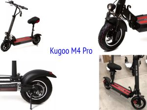 Самокат Kugoo M4 Pro