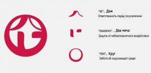 Философия Totachi отражена в логотипе компании