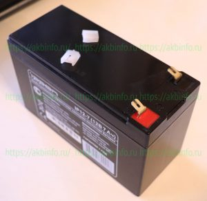 Аккумуляторная батарея для ИБП компьютера