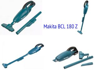 Пылесос на аккумуляторе Makita BCL 180 Z