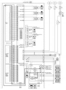 Схема аккумулятора Nissan Leaf