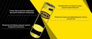 Особенности аккумулятора Nitecore NL2150R