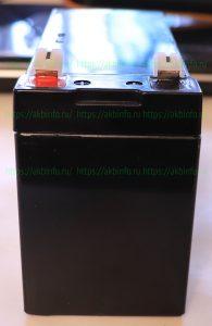 Аккумулятор для источника бесперебойного питания компьютера