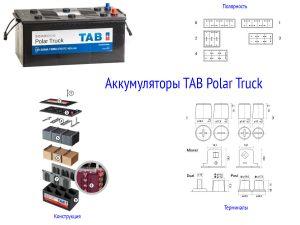 Аккумуляторы Polar Truck