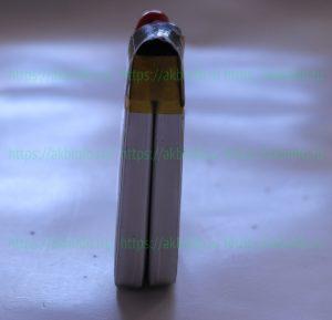 Аккумулятор состоит из двух банок