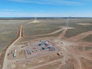 Компании Pattern Energy Group LP и Uniper строят крупнейшую ветряную электростанцию Western Spirit Wind